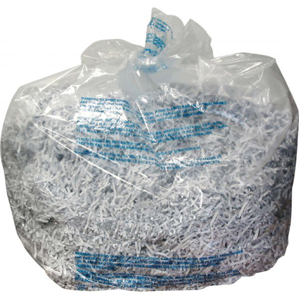 Swingline Plastic Shredder Waste Bags
