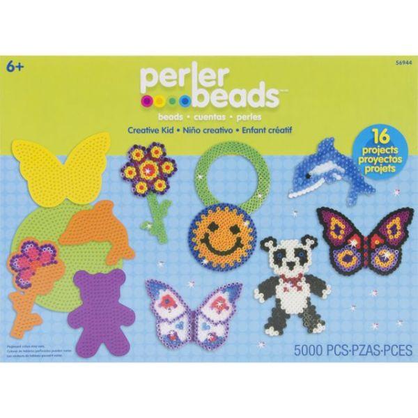 Perler Fused Bead Kit