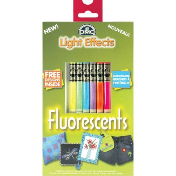 DMC Light Effects Floss Pack