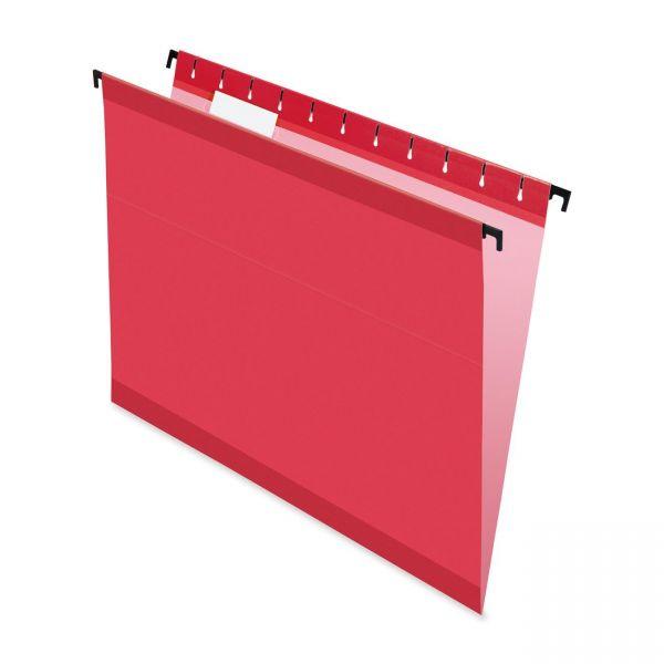 Esselte SureHook Reinforced Hanging File Folders