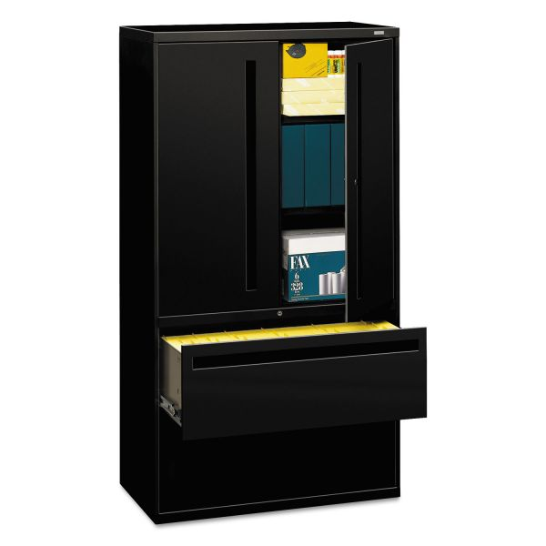 HON 700 Series 2 Drawer Lateral File With Storage Case