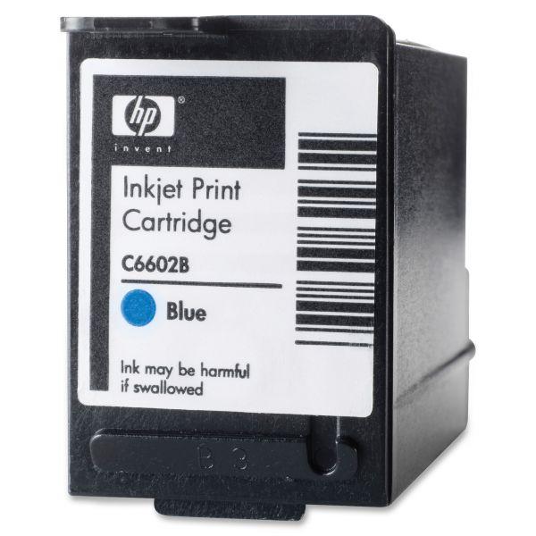 HP C6602B Blue Ink Cartridge