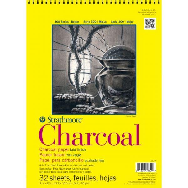 Strathmore Acid Free Charcoal Paper Pad