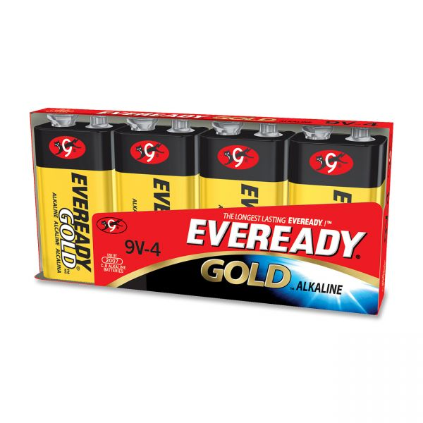 Eveready Gold 9V Batteries