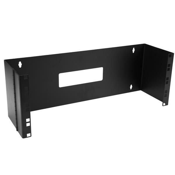 StarTech.com 4U 19in Hinged Wall Mounting Bracket for Patch Panels