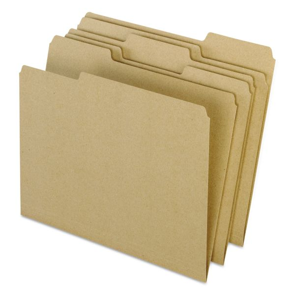 Pendaflex Earthwise Recycled Paper Colored File Folders