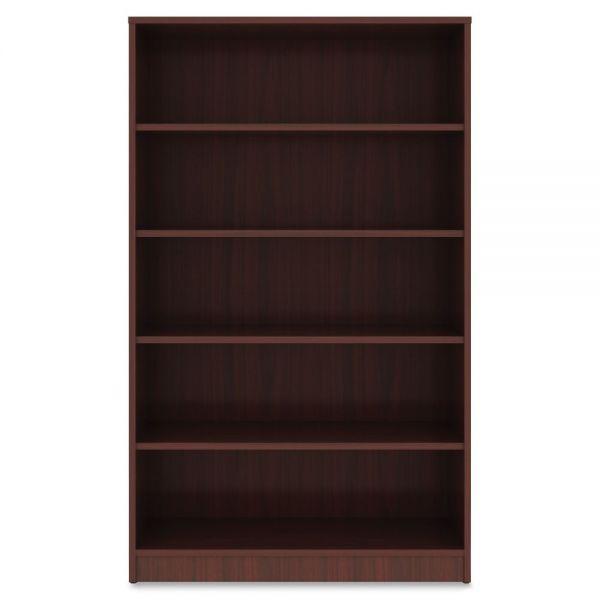 Lorell 5 Shelf Bookcase