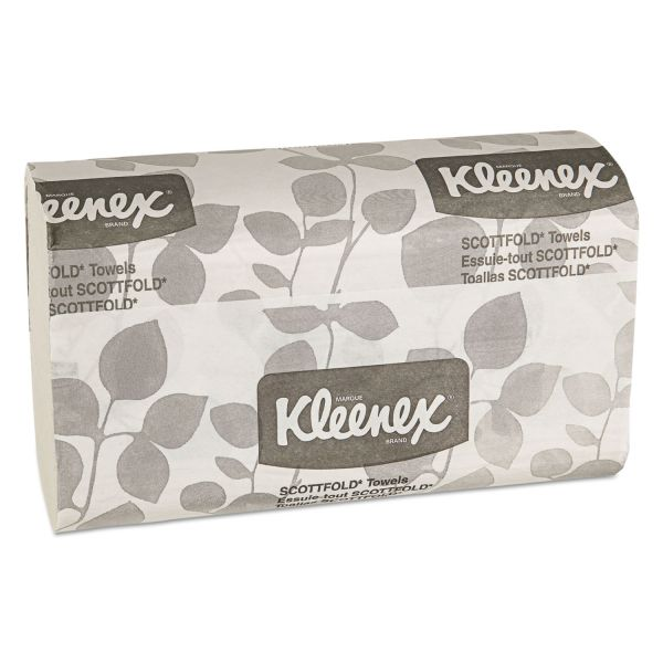 Kleenex Scottfold Paper Towels