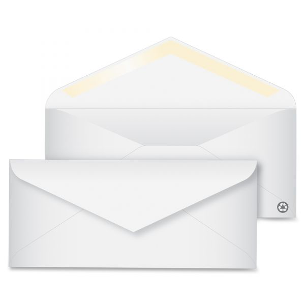 Quality Park Recycled Reg. No.10 Business Envelopes