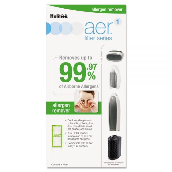 Holmes HAPF300AH-U4 Solution Specific Allergen Remover Air Filter