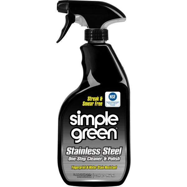 Simple Green Stainless Steel Cleaner / Polish