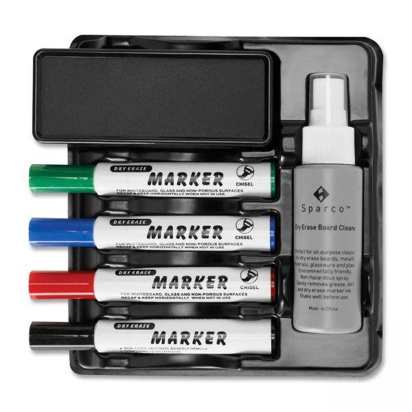 Sparco Marker & Eraser Caddy