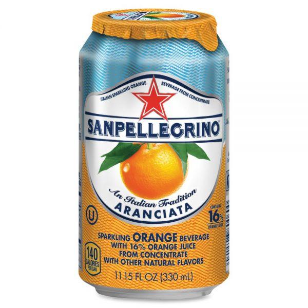 SanPellegrino Italian Sparkling Orange Beverage
