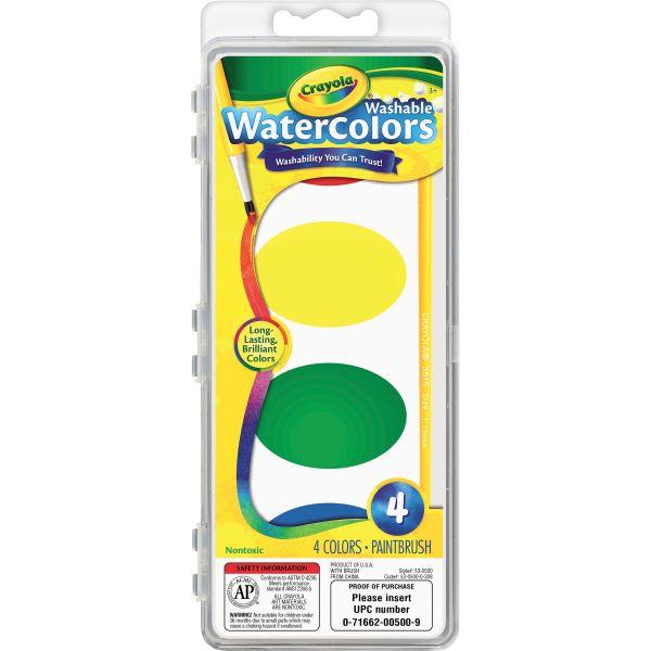 Crayola So-Big Washable Watercolors