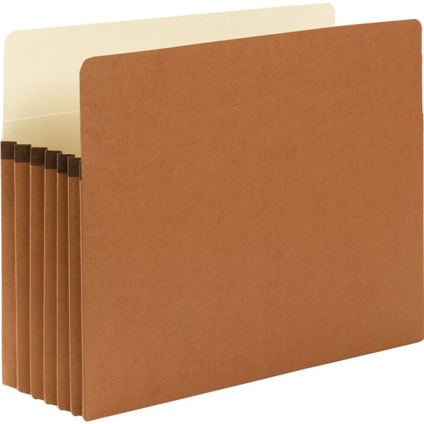 Smead 73810 Redrope Expanding File Pockets