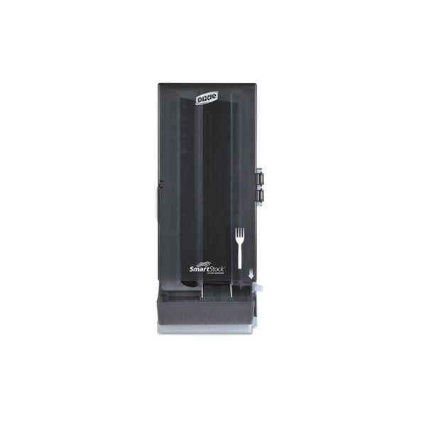 Dixie SmartStock Plastic Fork Dispenser