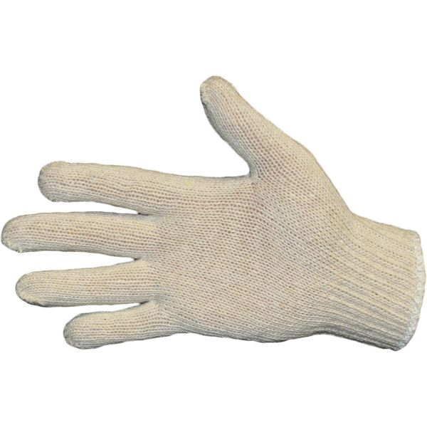 """Impact Heavy Terrycloth Oven Mitt, 17"""", Natural Color, One Size Fits All"""