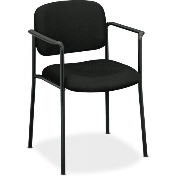 HON Scatter HVL616 Stacking Guest Chair With Arms