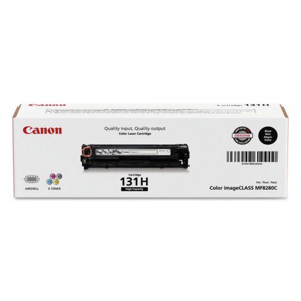 Canon CRG-131 Black High Yield Toner Cartridge (6273B001)
