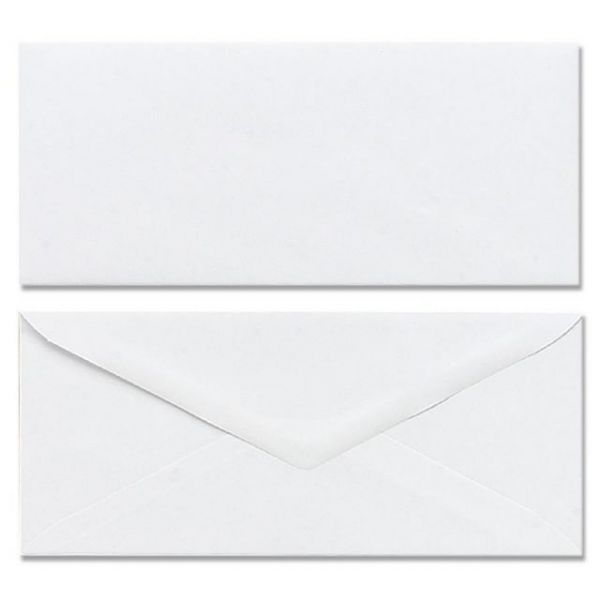 Mead Plain White Envelopes