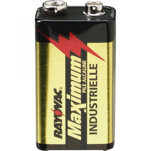 Rayovac Industrial PLUS 9V Batteries