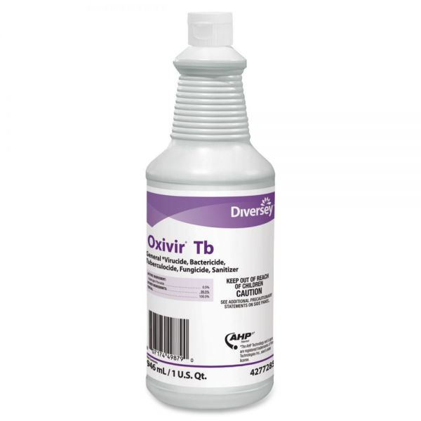 Diversey Oxivir Ready-To-Use Disinfectant Cleaner