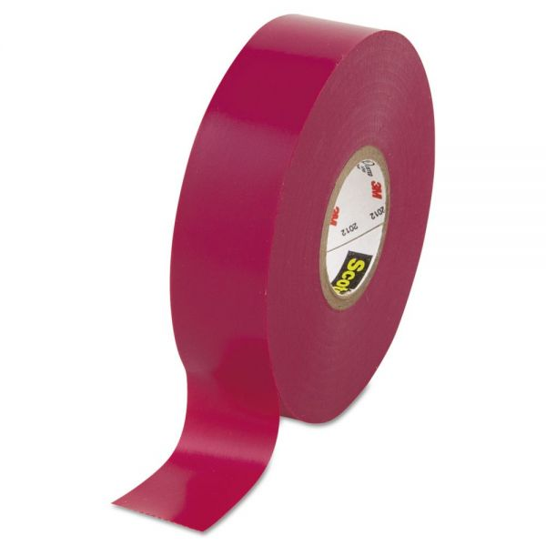 "3M Scotch 35 Vinyl Electrical Color Coding Tape, Violet, 3/4"" x 66ft"