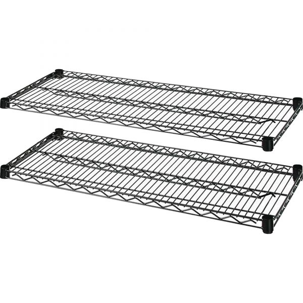 Lorell Industrial Wire Shelves