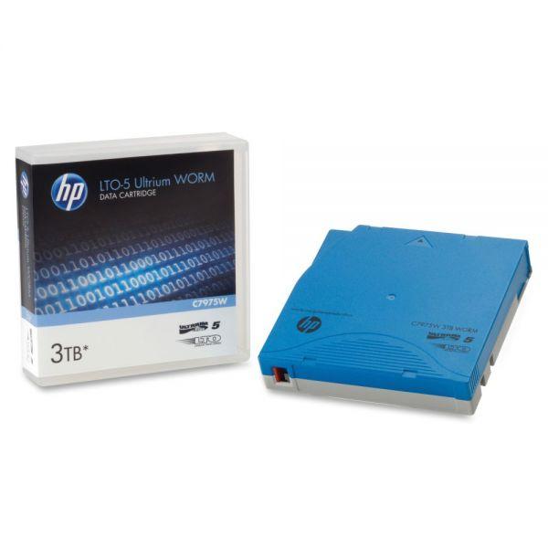 HPE LTO 5 Ultrium 3TB WORM Data Cartridge