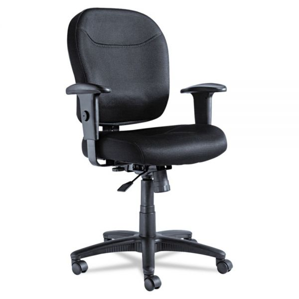 Alera Wrigley Series Mesh Mid-Back Office Chair