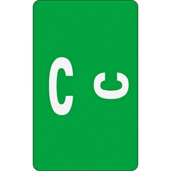 Smead AlphaZ ACCS Color-Coded Alphabetic Label - C