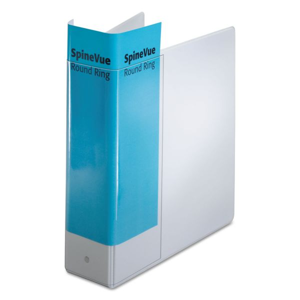 "Cardinal SpineVue 3"" 3-Ring View Binder"