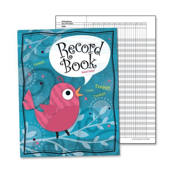 Carson-Dellosa Wirebound Teacher's Record Book