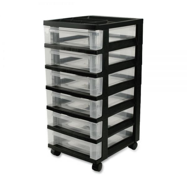 Iris Mini Mobile Storage Cart