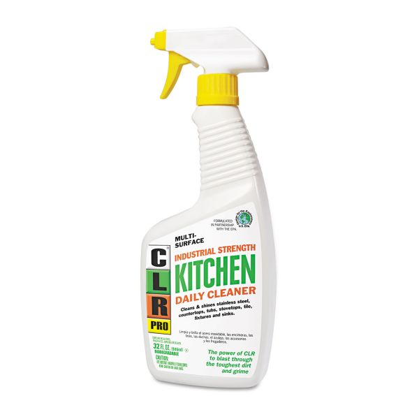 CLR PRO Industrial Strength Kitchen Daily Cleaner