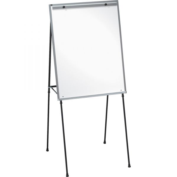 Lorell Dry-erase White Board Easel