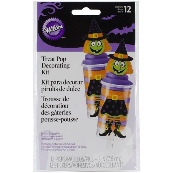 Treat Pop Decorating Kit Makes 12