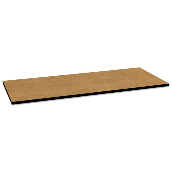 "HON Huddle Table Top | Flat Edge Profile | 72""W x 30""D"