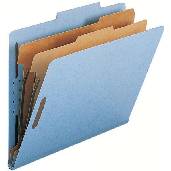 Smead Recycled Pressboard Classification File Folders