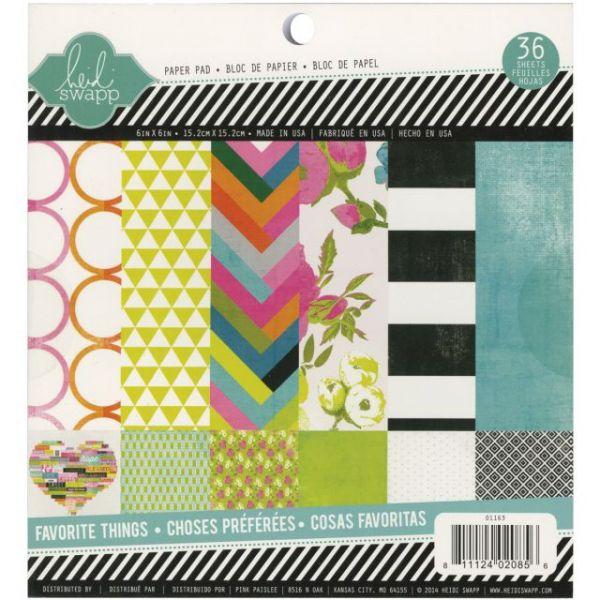 Heidi Swapp Paper Pad
