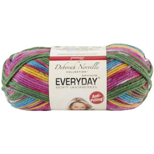 Deborah Norville Collection Everyday Soft Worsted Yarn - Parrot