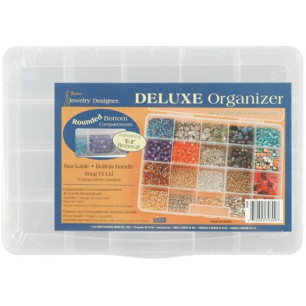 "Deluxe Organizer 10.75""X7.7""X1.75"""