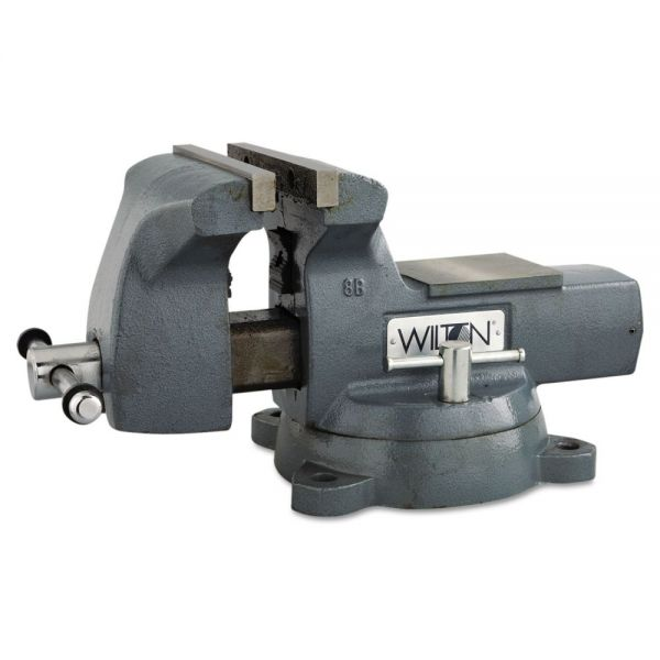 Wilton 748A Mechanic's Vise, Swivel Base, 8in Jaw