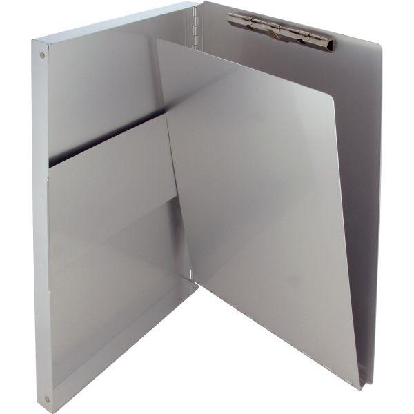 Saunders Aluminum Storage Clipboard