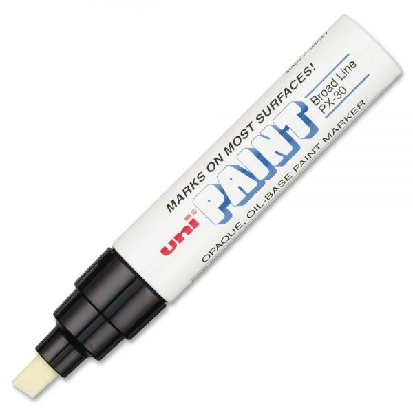 Uni-Ball PX-30 uni-Paint Broad Line Markers