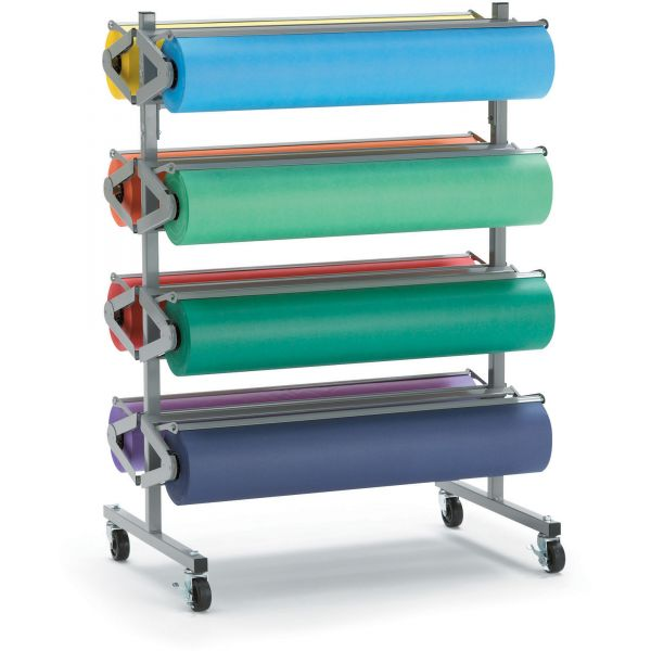 Pacon Horizontal Art Paper Roll Dispenser