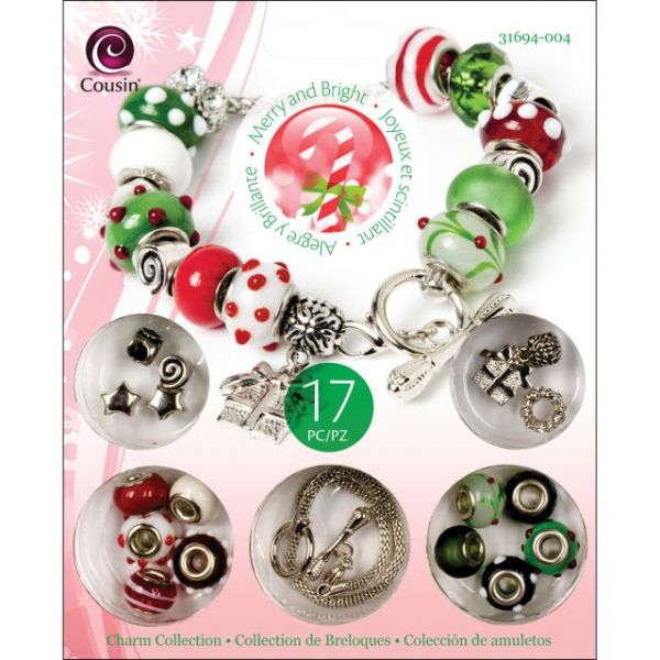 Christmas Trinkettes Bead Kit