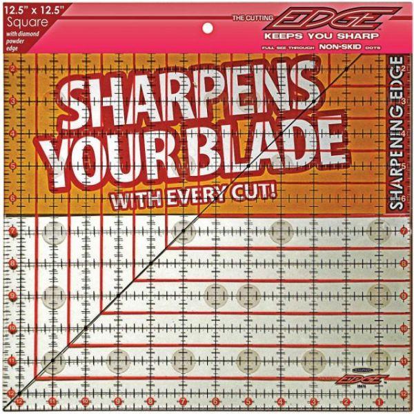 The Cutting EDGE Clear Ruler