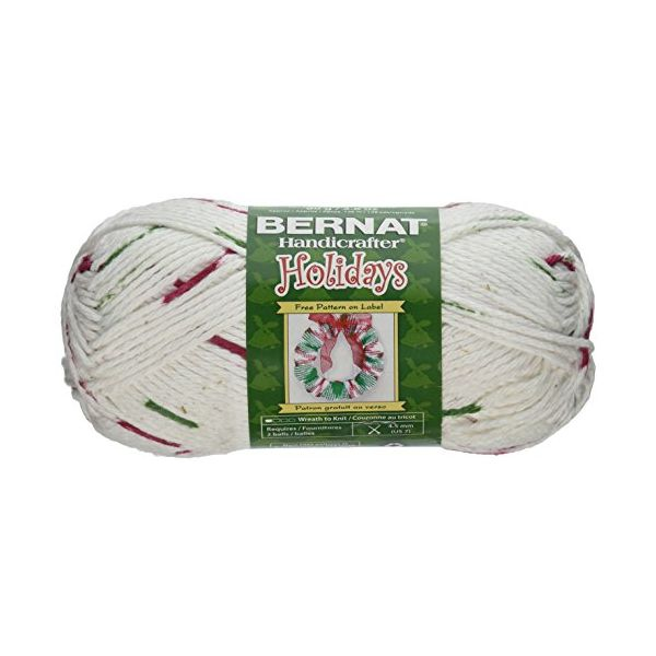 Bernat Handicrafter Holidays Yarn - Holly Jolly