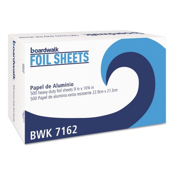 Boardwalk Premium Quality Interfolded Foil Sheets